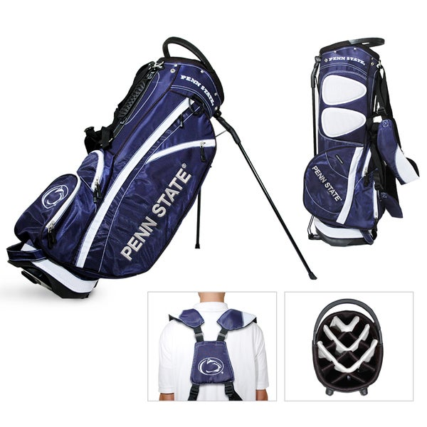 Penn State Nittany Lions NCAA Fairway Stand Golf Bag