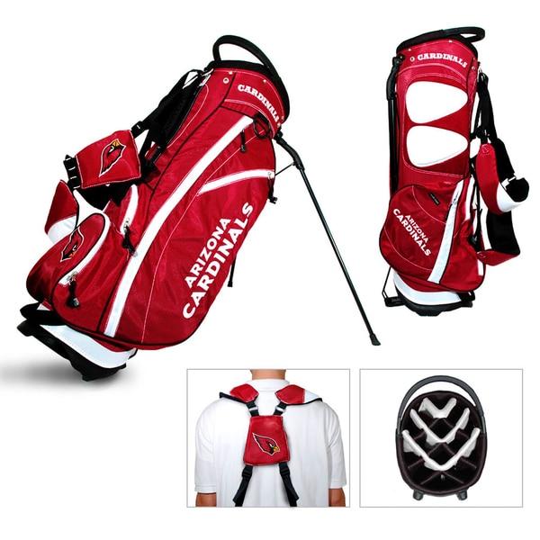 Arizona Cardinals NFL Fairway Stand Golf Bag