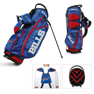 Buffalo Bills NFL Fairway Stand Golf Bag