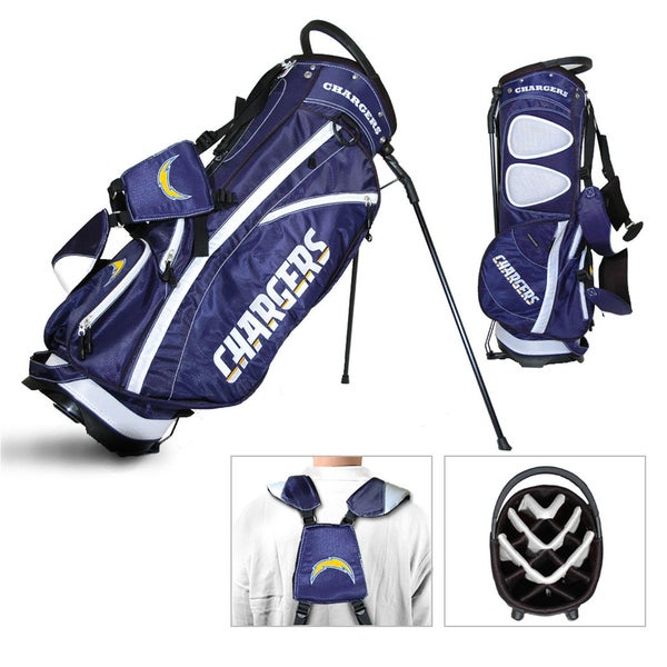 San Diego Chargers NFL Fairway Stand Golf Bag