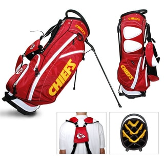 Kansas City Chiefs NFL Fairway Stand Golf Bag