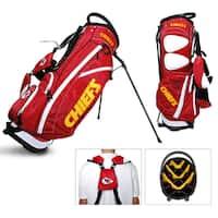 Kansas City Chiefs NFL Fairway Stand Golf Bag