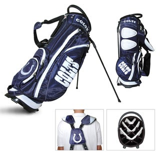 Indianapolis Colts NFL Fairway Stand Golf Bag