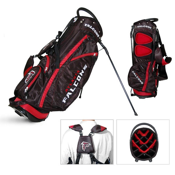 Atlanta Falcons NFL Fairway Stand Golf Bag