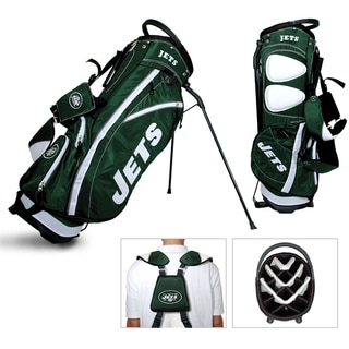 New York Jets NFL Fairway Stand Golf Bag