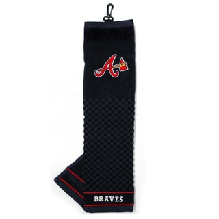 MLB Atlanta Braves Embroidered Golf Towel