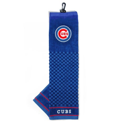 MLB Chicago Cubs Embroidered Golf Towel