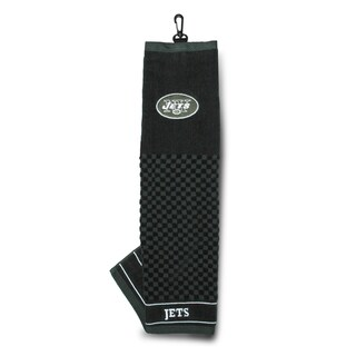NFL New York Jets Embroidered Golf Towel