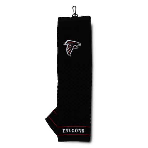 NFL Atlanta Falcons Embroidered Golf Towel