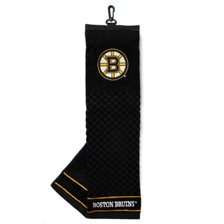 NHL Boston Bruins Embroidered Golf Towel