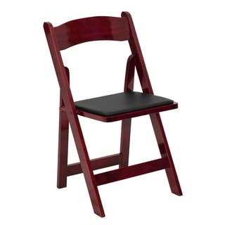 Helicon Mahogany Wood Folding Chairs|https://ak1.ostkcdn.com/images/products/10310298/P17422443.jpg?impolicy=medium