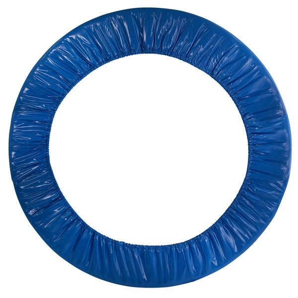 Upper Bounce Blue 44-inch Mini Round Trampoline Replacement Safety Pad/ Spring Cover for 6 Legs