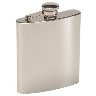 Tex Sport Flask Stainless Steel 8 Ounce