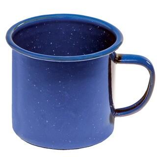Tex Sport Enamel Mug 12 oz