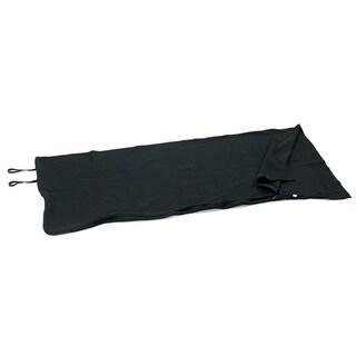 Tex Sport Fleece Sleeping Bag Black