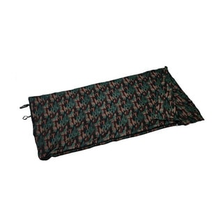 Tex Sport Fleece Sleeping Bag/Liner Wood Camo
