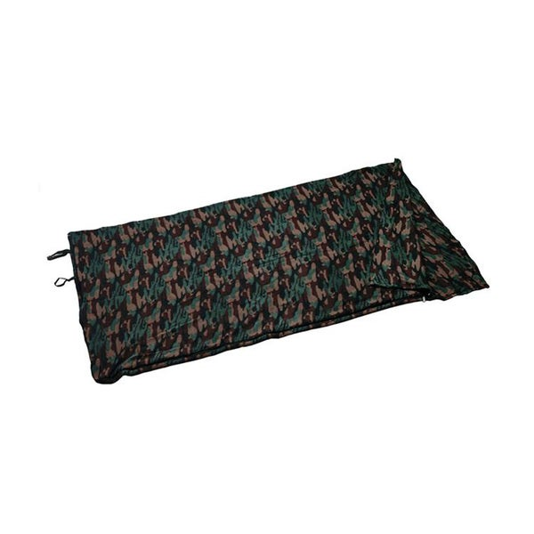 Tex Sport Fleece Sleeping Bag/Liner Wood Camo