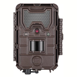 Bushnell 14MP Trophy Cam HD Aggressor Brown Black LED