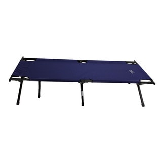 Tex Sport Cot Large Folding Steel
