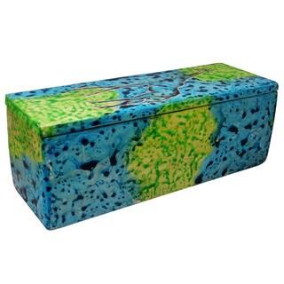 Bahari Girraffe Soapstone Pencil Box (Kenya)
