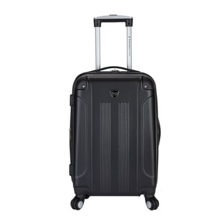 Travelers Club Chicago 20-inch Expandable Hardside Carry-on Upright Suitcase