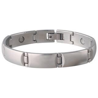Sabona Steel Magnetic Bracelet|https://ak1.ostkcdn.com/images/products/10310714/P17422777.jpg?impolicy=medium