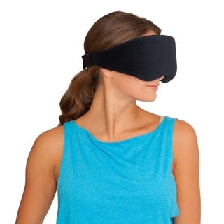 Deluxe Comfort Heat-sensitive Eye Sleep Mask
