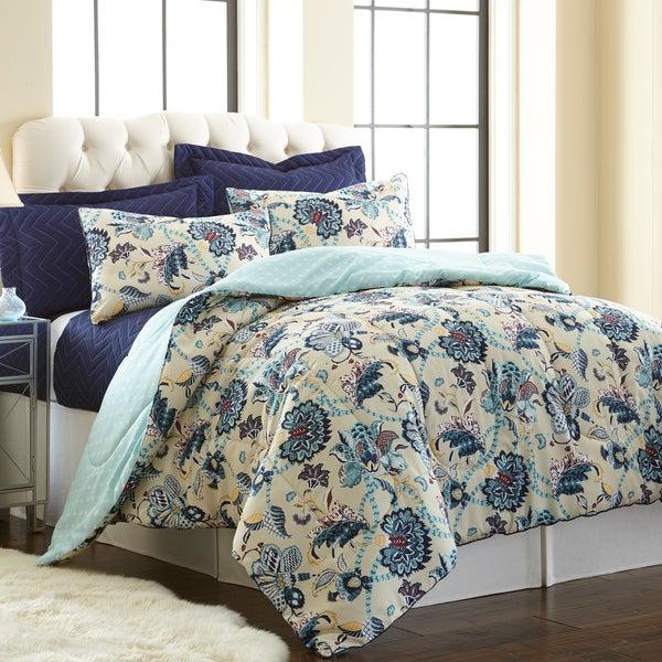Amraupur Overseas Hope 6-Piece Comforter with Bonus Coverlet Set