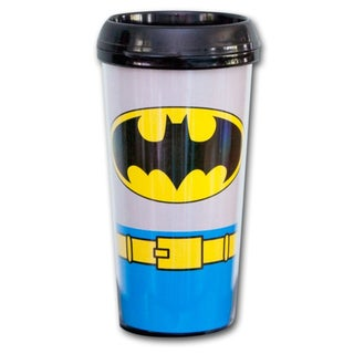 Batman Plastic 16-ounce Travel Mug
