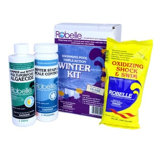 Triple-Action Swimming Pool Winter Kit