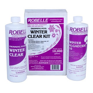 Swimming Pool Winter Clear Kit