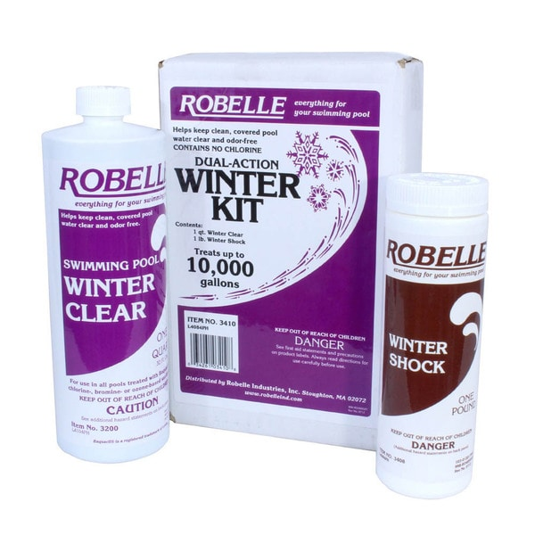 Dual/ Triple-Action Winter Kit for Swimming Pools