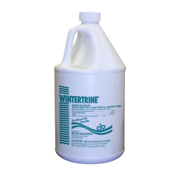 Swimming Pool Chemicals Product : Wintertrine all in one winterizer for swimming pools