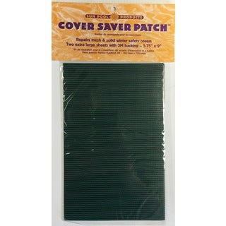 Cover Saver Patch - Swimming Pool Safety Cover Repair Material