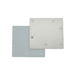 Stainless Steel Thru-the-Wall Skimmer Winter Plate