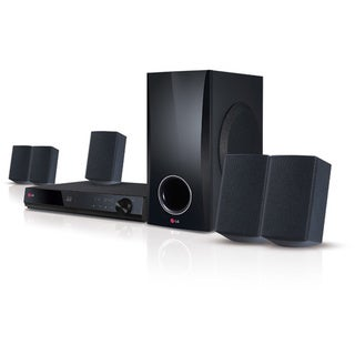 LG BH5140S (Refurbished) 3D-capable 500w 5.1ch Blu-ray Disc Home Theater System with Smart Tv