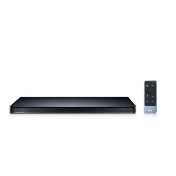 LG LAP340 (Refurbished) 120w 4 1ch Soundplate with Subwoofer and Bluetooth  Connectivity