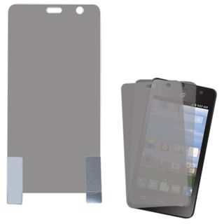Insten Clear LCD Phone Screen Protector Film Cover For ZTE Zephyr (Pack of 2)