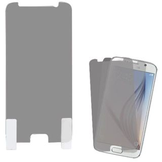 Insten Clear LCD Phone Screen Protector Film Cover For Samsung Galaxy S6 (Pack of 2)
