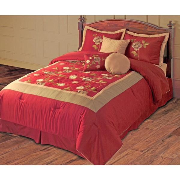 Selina Queen 7-piece Comforter Set