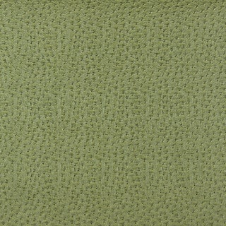 G858 Green Raised Emu Look Faux Leather Upholstery Vinyl