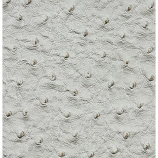 G233 Light Grey, Textured Faux Ostrich Upholstery Vinyl