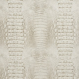 G032 White and Gray, Crocodile Faux Leather Upholstery Vinyl https://ak1.ostkcdn.com/images/products/10313246/P17425351.jpg?impolicy=medium