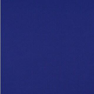 B493 Blue Solid Indoor Outdoor Marine Scotchgard Upholstery Fabric