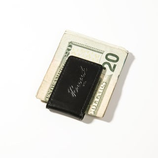 Stay Put Magnetic Money Clip