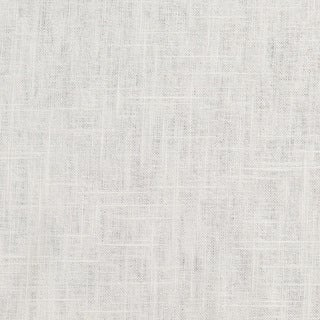 B0080b Off White Solid Textured Linen Look Upholstery Fabric