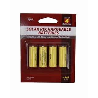 Replacement 120MAH 2/3 AAA NI-CD Batteries
