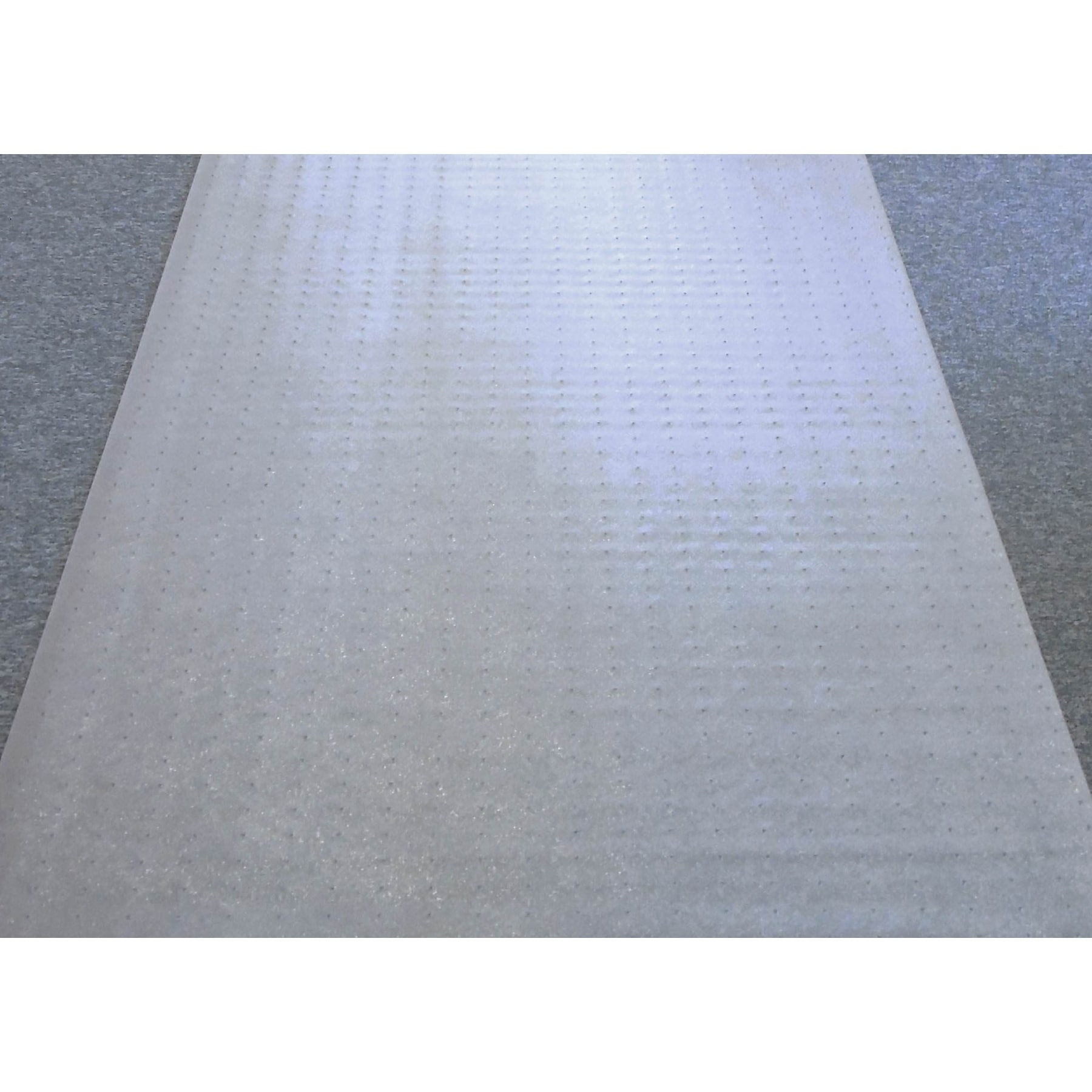 Plastic Carpet Protector Hallway Runner 27 Inches Wide