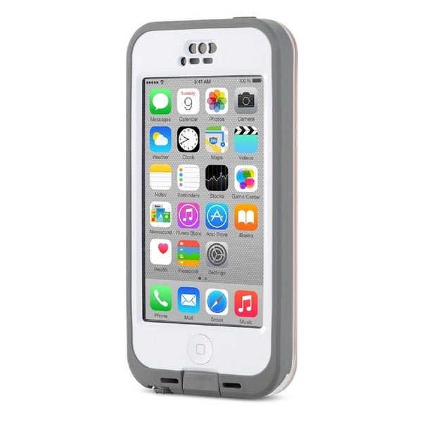 LifeProof Case 2002-02 for Apple iPhone 5C (Nuud Series) - Glacier d85bfc33c