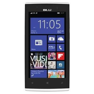 BLU Win JR LTE X130Q Unlocked GSM 4G LTE Quad-Core Windows OS Phone
